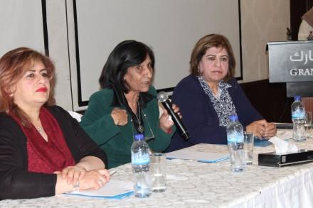 لقاء موسع للأحزاب السياسية من مختلف محافظات الضفة الغربية