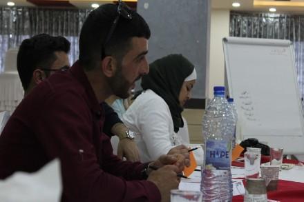 تدريب  الشباب ضمن جيل جديد3 على العدالة الاجتماعية